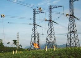 Lào đặt mục tiêu thành trung tâm của hệ thống truyền tải điện khu vực