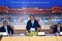 Thủ tướng: Đẩy mạnh cơ chế liên kết vùng trong phát triển kinh tế miền Trung