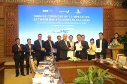 Bamboo Airways hợp tác với công ty kỹ thuật hàng không SIAEC