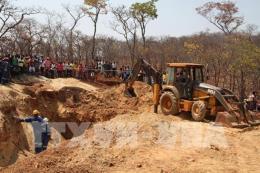 Zimbabwe: Hai mỏ vàng bị ngập nước, hơn 60 thợ mỏ có thể đã thiệt mạng