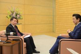 Quan hệ đối tác Việt Nam- Nhật Bản là để cống hiến cho hòa bình và phồn vinh của khu vực