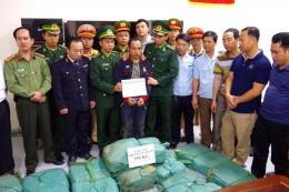 Xác định thủ phạm chở 294 kg ma túy đá