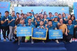Lễ hội Bơi chải Thuyền rồng do Vietnam Airlines tổ chức thu hút khách