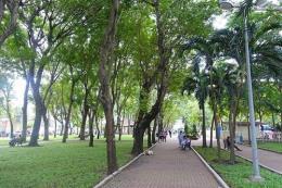Tp. Hồ Chí Minh kiên quyết lấy lại mặt bằng Công viên 23/9