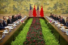 Quan chức thương mại Mỹ và Trung Quốc chuẩn bị điện đàm