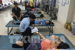 Tp. Hồ Chí Minh: 24 công nhân nhập viện sau bữa cơm chay