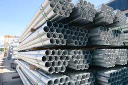 Hòa Phát lần đầu xuất khẩu gần 1.000 tấn ống thép tôn mạ kẽm sang Ấn Độ