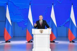 Thông điệp liên bang của Tổng thống Nga: Cân bằng và thực chất