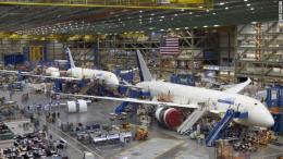Số máy bay chuyển giao trên toàn cầu tăng 4,7%