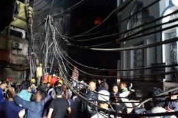 Gần 100 người thiệt mạng trong vụ hỏa hoạn tại Bangladesh