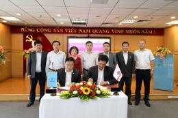 Vinatex ký thỏa thuận hợp tác chiến lược với Bảo Minh