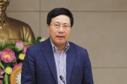 Phó Thủ tướng chủ trì họp công tác chuẩn bị Hội nghị Thượng đỉnh Mỹ - Triều Tiên lần hai