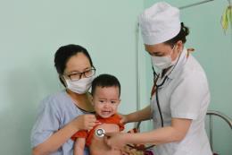 Chỉ 76% trẻ em tiêm phòng vắc-xin sởi tại Tp Hồ Chí Minh