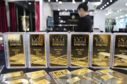 Giá vàng châu Á ít biến động trước khi Mỹ công bố báo cáo việc làm