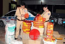 Bộ Giao thông Vận tải siết chặt phòng, chống buôn lậu pháo nổ