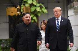 Thượng đỉnh Mỹ - Triều lần 2: Phi hạt nhân hóa Triều Tiên là mục tiêu lâu dài
