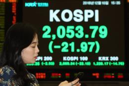 Chứng khoán châu Á mở cửa ảm đạm phiên đầu tuần