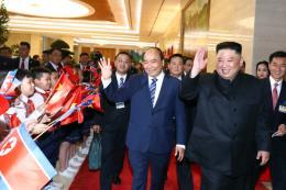 Lãnh đạo Triều Tiên muốn củng cố hơn nữa quan hệ với Việt Nam