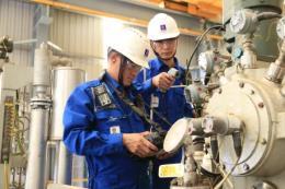 Lọc dầu Dung Quất hoạt động vượt xa công suất thiết kế