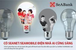 SeABank mở rộng thanh toán hóa đơn tiền điện online