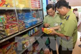 Bộ Công Thương thanh tra, kiểm tra nhân tháng an toàn thực phẩm