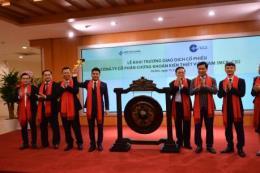 Thị trường UPCOM đón nhận thêm cổ phiếu của hai doanh nghiệp