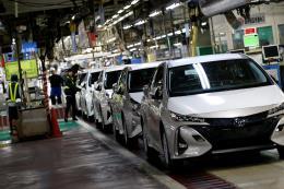 Toyota đầu tư 13 tỷ USD tại thị trường Mỹ trong 5 năm tới