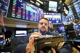 """Thị trường chứng khoán Mỹ ghi nhận một tuần """"thăng hoa"""""""