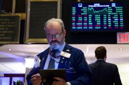 Chứng khoán Mỹ tăng điểm bất chấp sự sụt giảm giá cổ phiếu Boeing