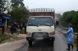 Dịch tả lợn châu Phi: Tuyên Quang lập chốt chặn 24/24 giờ