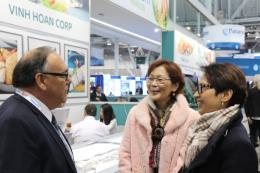 15 doanh nghiệp Việt Nam tham dự Hội chợ Thủy sản Boston 2019