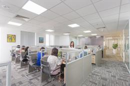 Hà Nội dẫn đầu thế giới về lợi suất văn phòng