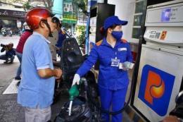 Giữ giá xăng dầu, Quỹ bình ổn Petrolimex giảm mạnh