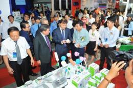 Sắp diễn ra đồng thời triển lãm và hội chợ quốc tế về công nghệ và thiết bị điện