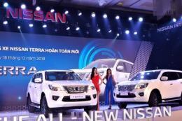 Nissan Việt Nam bất ngờ giảm giá bán SUV Terra