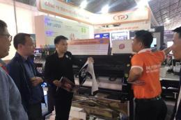 Khai mạc Triển lãm quốc tế Máy móc, thiết bị ngành in ấn bao bì, in nhãn mác Việt Nam