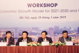 Phó Thủ tướng: Mô hình tăng trưởng gắn chặt với tái cơ cấu nền kinh tế