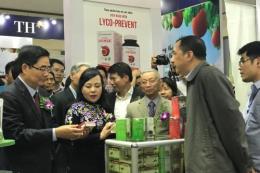 Khai mạc Hội chợ dược liệu và sản phẩm y dược cổ truyền toàn quốc lần thứ nhất