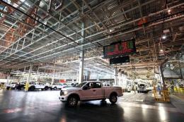 Ford xây nhà máy sản xuất xe tự hành ở Mỹ