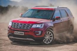 Cập nhật bảng giá xe Ford tháng 3/2019, xe sang tăng 88 triệu đồng