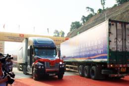 Lạng Sơn:  Không ách tắc hàng hóa tại các cửa khẩu