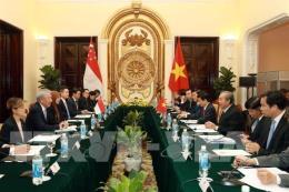 Hợp tác kinh tế là điểm sáng trong quan hệ Việt Nam – Singapore