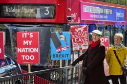 IMF cảnh báo Brexit không thỏa thuận khiến kinh tế Anh thiệt hại lớn
