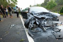 Tai nạn trên cao tốc Liên Khương - Đà Lạt: Quyết định khởi tố lái xe