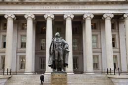 Thâm hụt ngân sách của Mỹ đã ở mức kỷ lục trong tháng 2