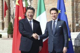 """Đằng sau việc Italy tham gia sáng kiến """"Vành đai và con đường"""""""
