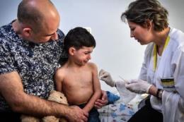 Hơn 300 trường hợp mắc bệnh sởi tại Mỹ kể từ đầu năm 2019