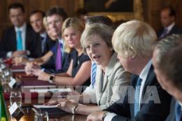 Hạ Viện Anh bỏ phiếu sửa đổi về vấn đề Brexit