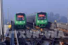 Chủ đầu tư nói gì về một số hạng mục tuyến Cát Linh – Hà Đông chưa hoàn thiện?