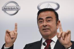 Cựu Chủ tịch Nissan được bảo lãnh tại ngoại